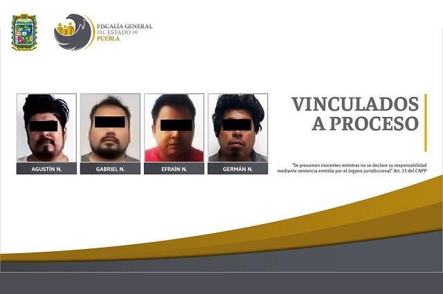FGE desarticuló presunta banda de secuestradores oaxaqueños
