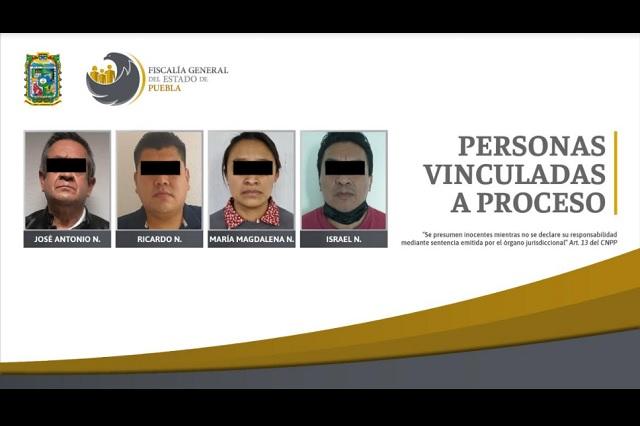 Vinculan a proceso a detenidos por accidente de los Moreno Valle