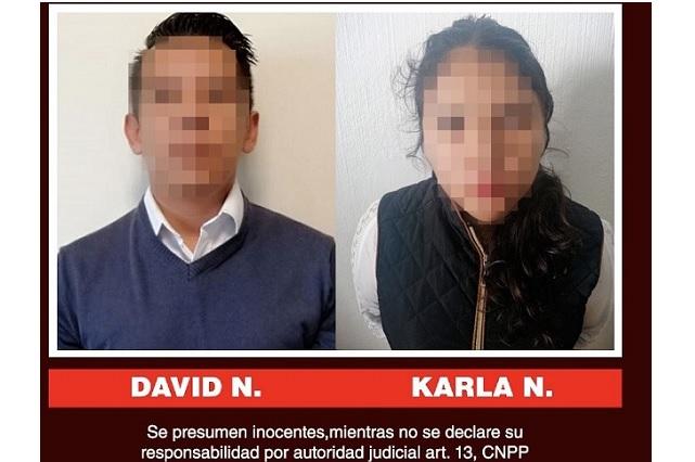 Vinculan a ex agentes de FGR y FGE Puebla por feminicidio