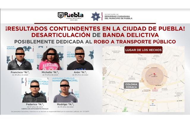 Vinculan a proceso a asaltantes de RUTA, Loma Bella y Azteca