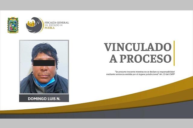 Prisión preventiva a padrastro señalado de violación, en Puebla