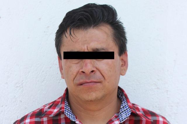 Detienen en la ciudad de Puebla a probable violador
