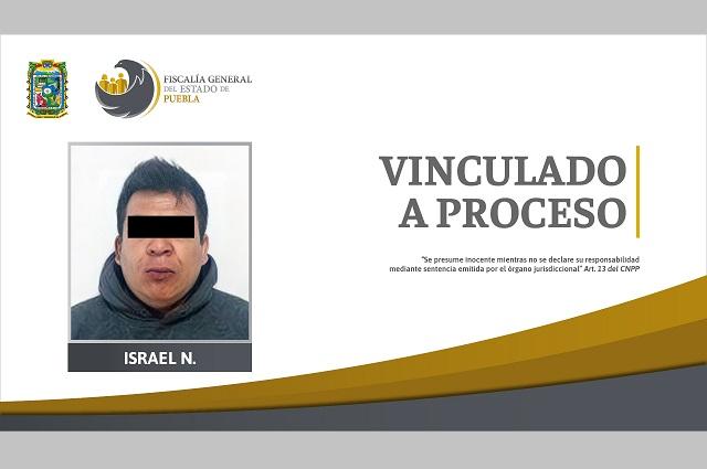 A prisión preventiva acusado de violar a su hija, en Tehuacán