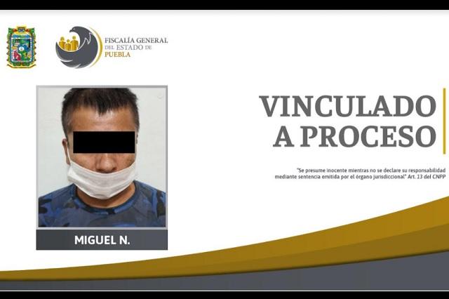 Encarcelan a sujeto por violar a joven con discapacidad en Puebla