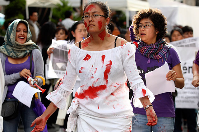 Atiende FGE 7 nuevos casos de mujeres violentadas al día