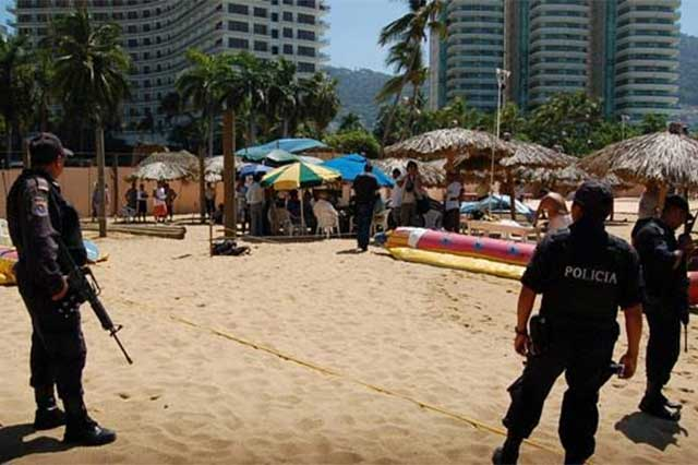 Los Rojos, Los Ardillos y el Cártel Independiente se disputan Acapulco