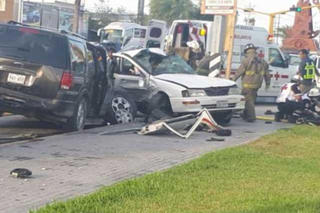 Reportan 4 personas muertas y 7 heridos en balaceras de Reynosa