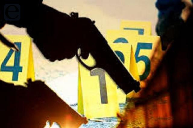 Violento viernes 13 deja cinco  homicidios y ejecuciones en Puebla
