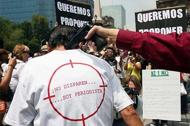 Tinta roja, agresiones mortales a la prensa en México