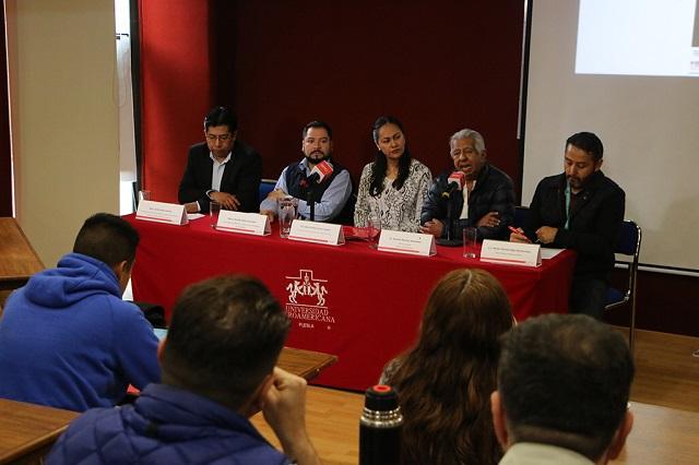 En Ibero Puebla Jornada de prevención y atención de la violencia masculina