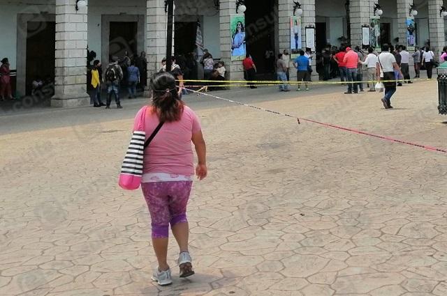 Aumentan casos de violencia familiar durante cuarentena en Zacapoaxtla
