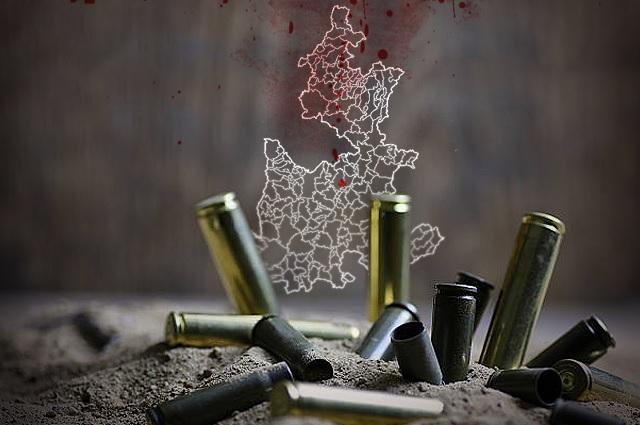 Se reducen 26% homicidios violentos en Puebla