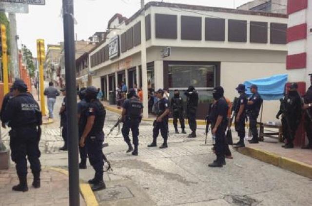 Asesinan a tres policías federales en Chilapa, Guerrero
