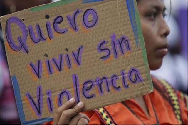 Mexicanas viven en un país de alto riesgo