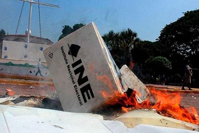Exhorta CNDH a partidos y actores políticos a prevenir y evitar violencia