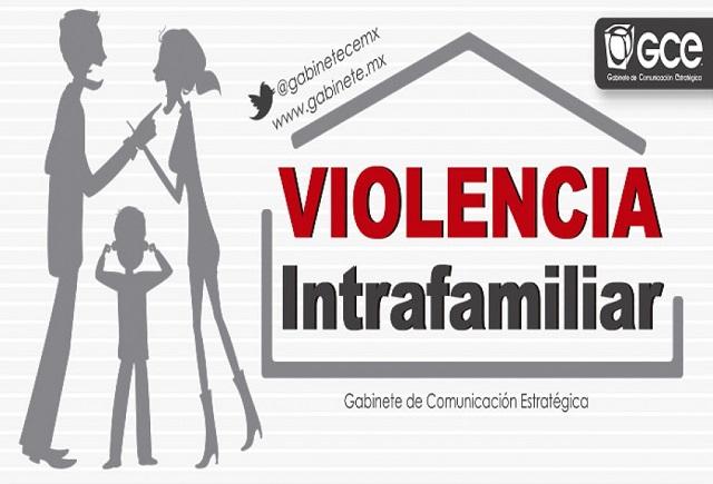 Violencia en familia queda en las sombras en México