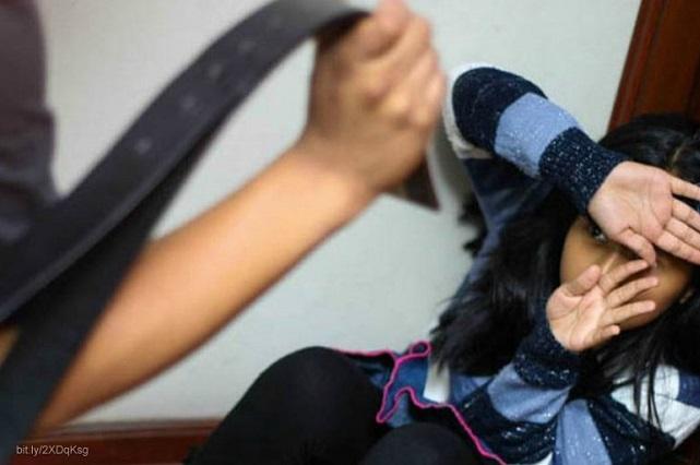 60% de menores ha sido víctima de violencia doméstica
