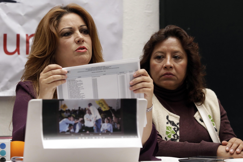 Ocultan al INE comisión que preside Rafael Moreno Valle