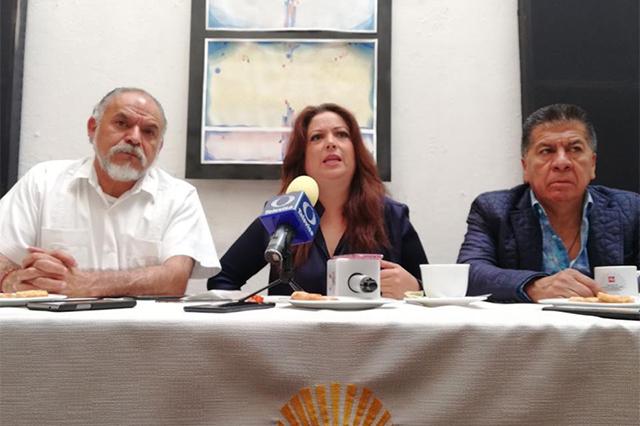 Hacen campaña de firmas... contra Luis Miguel Barbosa