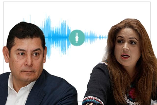 Audio revela complot de Armenta y Lagunes contra Barbosa