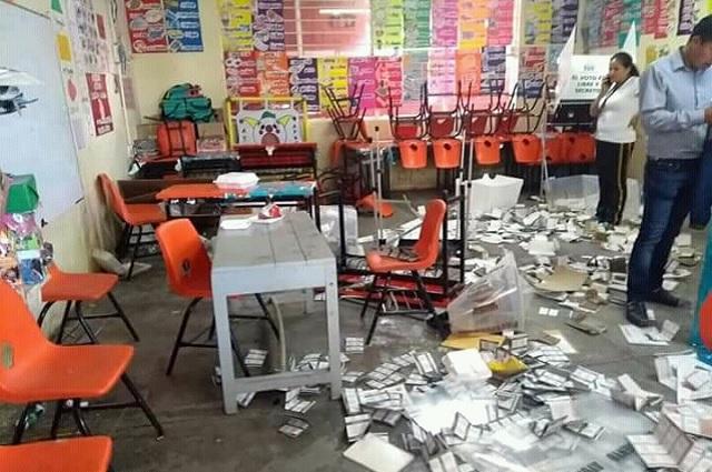 Violencia en casillas de distritos 2 y 11 no anula elección: TEPJF