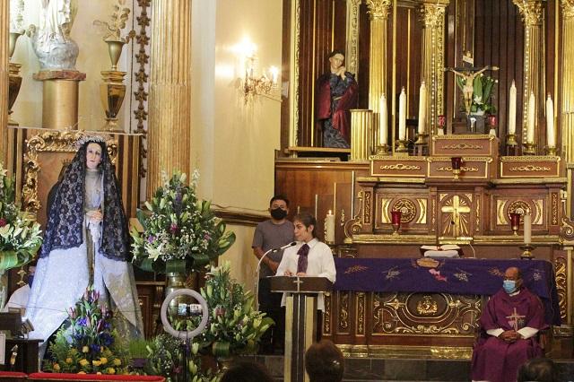 Hoy es Viernes de Dolores, el inicio de Semana Santa