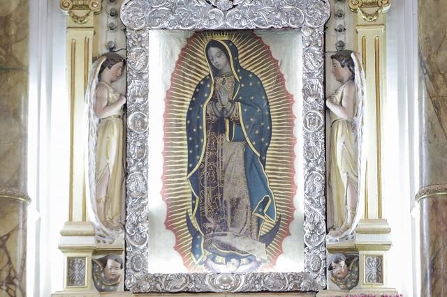 La Virgen de Guadalupe, símbolo dominante en religiosidad mexicana