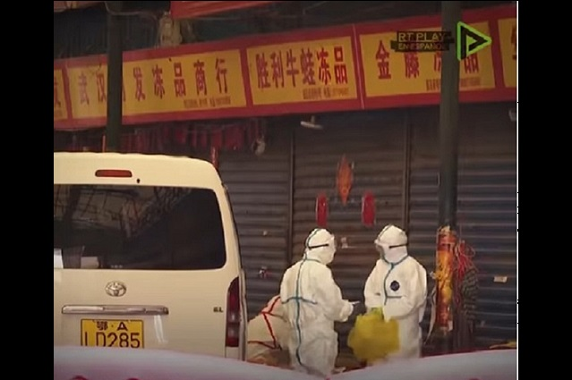 Se infecta médico que investigaba brote de virus chino
