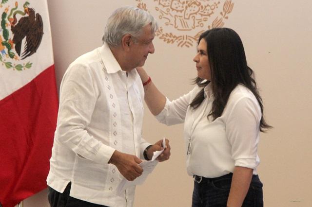 Puebla es ejemplo nacional por su elección sin fraude, dice AMLO