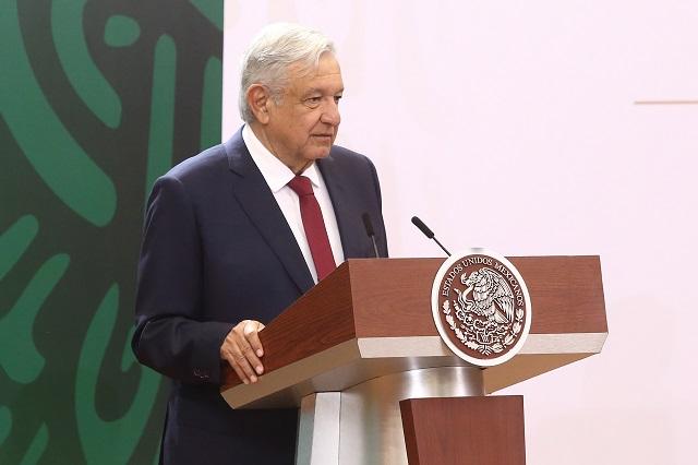 Por denuncia de Lozoya, deben declarar Peña y Calderón: AMLO