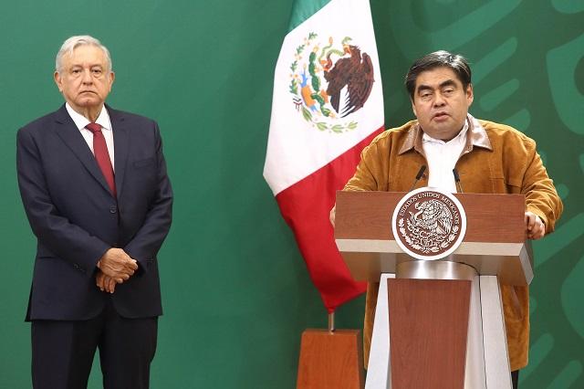 Confirman visita de AMLO a Puebla el sábado próximo