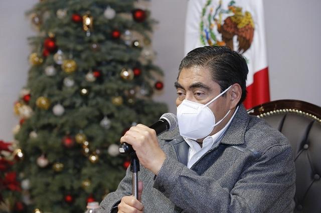 Con política social se enfrentarán efectos de la pandemia: Barbosa