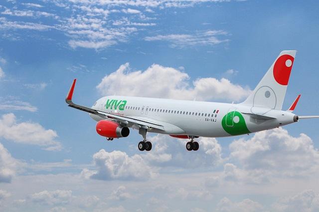 Vuelo Monterrey-Puebla, de Viva Aerobus, se reanudó