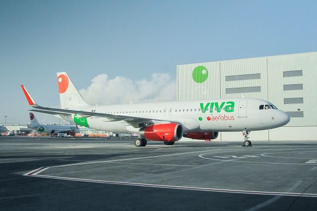 Vuelo Puebla-Tuxtla Gutiérrez dos veces por semana en Viva Aerobus