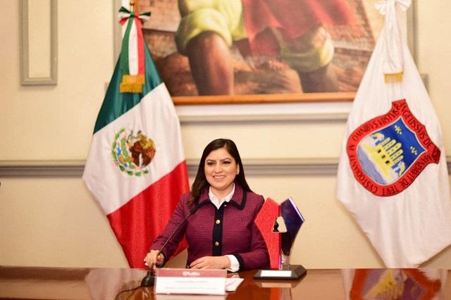 Revista Alcaldes de México premia a Puebla capital en Seguridad Pública