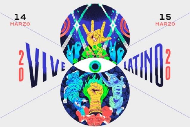 Cartel completo: Vive Latino 2020