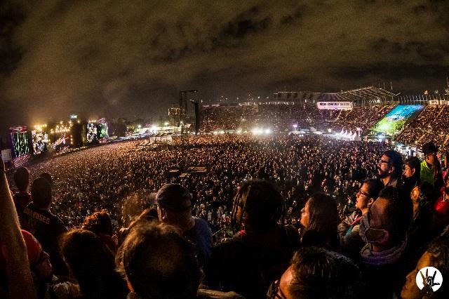 Obligaron a Guns N' Roses a presentarse en Vive Latino: El Universal