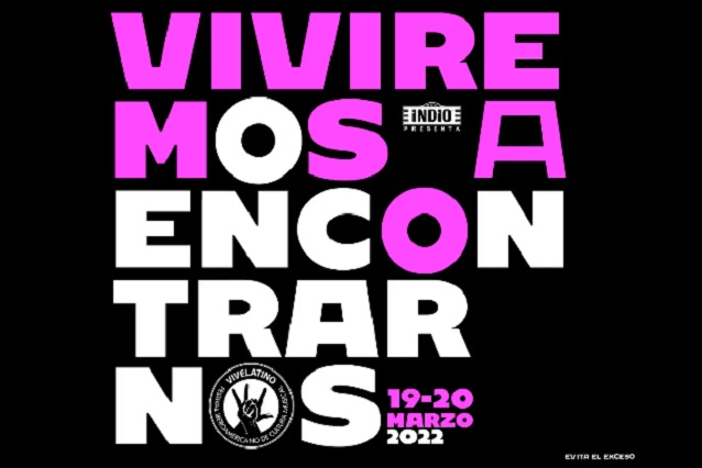 Foto Twitter Vive Latino