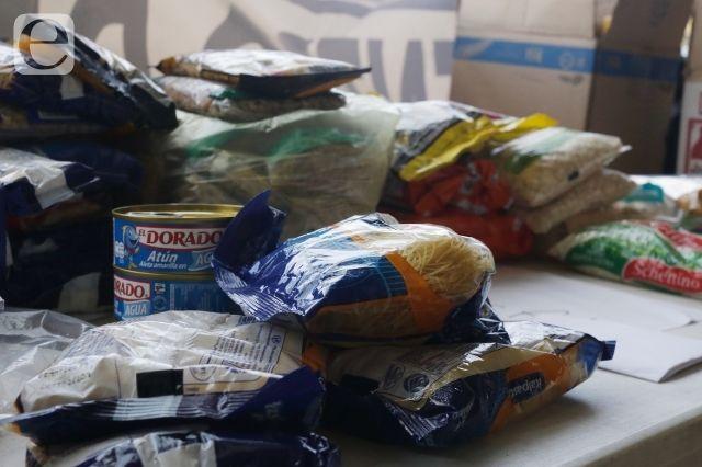 Piden víveres para afectados por Grace en Cuetzalan