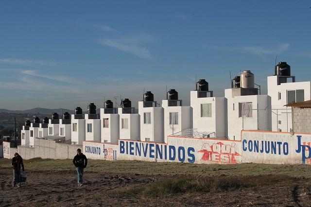 Ocupa Puebla lugar 25 en cumplimiento de metas de vivienda Infonavit