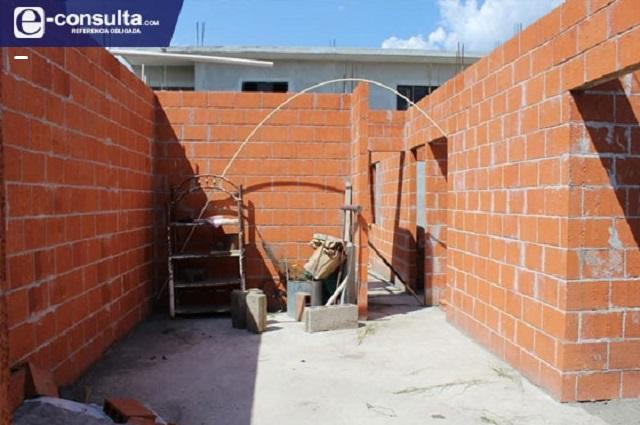 Fideicomiso Fuerza México deja inconclusas 600 casas en Puebla