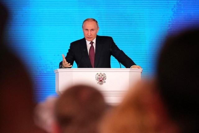 Vladimir Putin envía condolencias por víctimas de explosión en Hidalgo