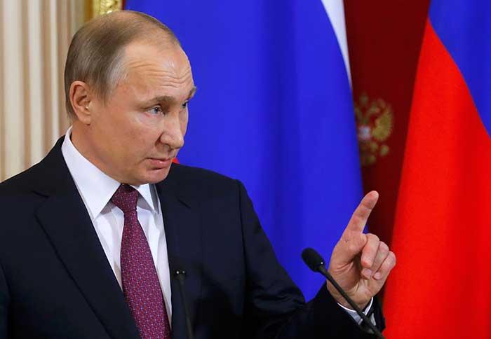 Putin asegura que las prostitutas rusas son las mejores del mundo