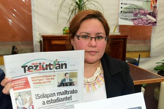 Culpan a edil por agresión y rapto de voceador en Caxhuacan