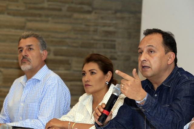 Rechaza PAN acusaciones de Morena de reclutar grupos de choque