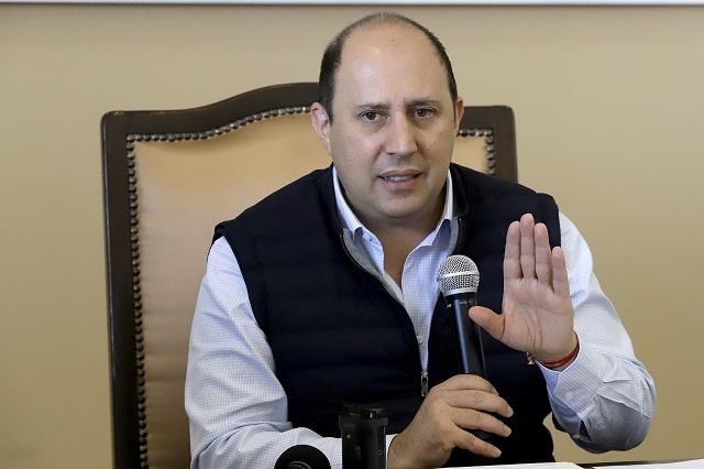 Es gente de Barbosa quien debe aclarar partida secreta: Manzanilla