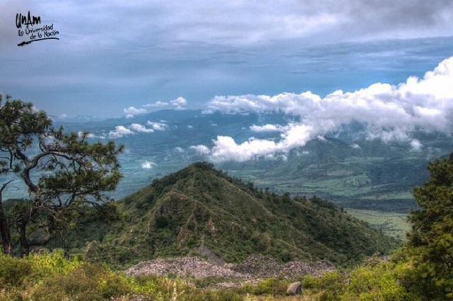 El Ceboruco, uno de los 15 volcanes mexicanos más peligrosos