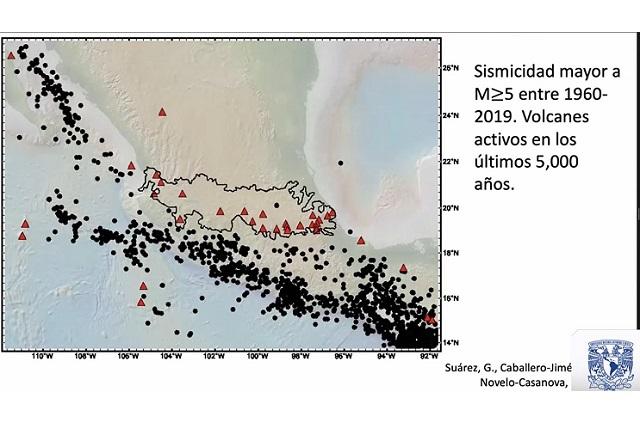 Enjambres sísmicos preceden nacimiento de nuevo volcán