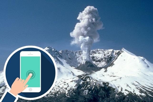 ¿Sabes por qué tiembla y hay volcanes? Esta APP te lo dice