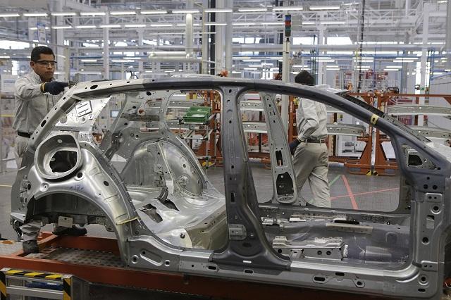 Actividad industrial de Puebla creció 6.9 % hasta agosto: Inegi